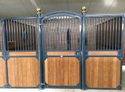 68 Pferdebox Birmingham Pferdestall Pferde
