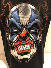 Tshirt bedruckt Clown Joker Street