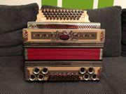 Steirische Harmonika Stimmung B-ES-AS-DES