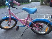 Kinderrad Fahrrad Mädchen Rad rosa