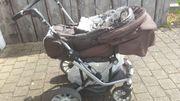 Kinderwagen Fa Teutonia