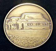 BMW Medaille Plakette 1974