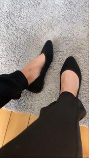 Ballerina Schuhe 36