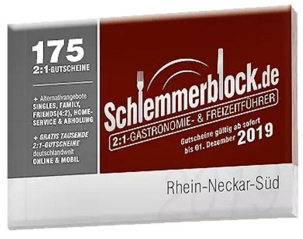 Schlemmer Block Rhein Necker Süd