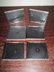 CD DVD Jewel Single-Slim Double
