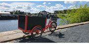 Lastenfahrrad E-Bike