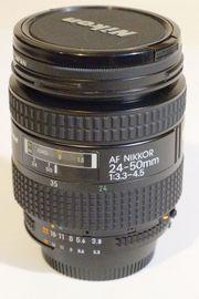 Nikon Objektiv Nikkor AF 3