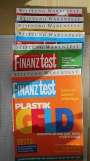 Finanztest-Hefte