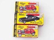 3 Schuco Piccolo Autos 725