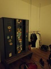 Verkaufe 2 alte Werkstattspinte
