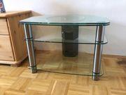 TV Tisch Glastisch sehr hochwertig