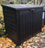 Aufbewahrungsbox Garten Box Mülltonnenbox