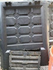 Composter schwarz