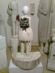 Bildhauer sucht Arbeitsraum