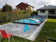 Poolüberdachung Schwimmbeckenabdeckung Prestige A4S 7