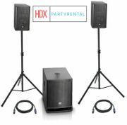 Lautsprecher Musikanlage PA für deine