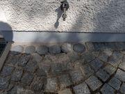 Granitpflastersteine 9 x 11 grau