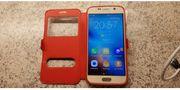 Samsung Galaxy S6 - gold Platinum -