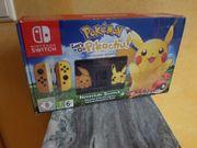 NEU Nintendo Switch Pokemon Pikachu