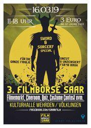 3 Filmbörse Saar - Die Film-Convention