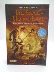 Buch - Rick Riordan - Die Kane-Chroniken -