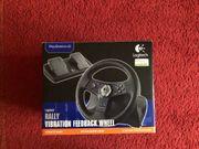Logitech Rally Vibration Feedback Wheel