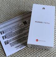 Huawei P30 Pro NEU OVP
