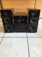 LG Micro Hi-Fi System FA162