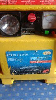 Starthilfe Powerstation 12V