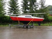 Segelboot Sunbeam S 22 mit