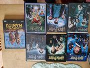 DVD Film Harry Potter komplette