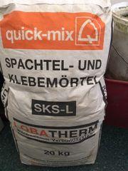 SPACHTER KLEBEMÖRTEL SKL-L QUICK-MIX