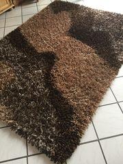 Teppich schokobraun neuwertig