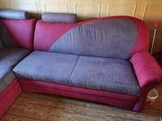 Couch wenig benutzt gebraucht