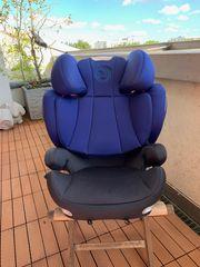 Gepflegter Auto-Kindersitz Cybex Q-Fix unfallfrei