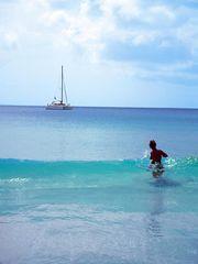 Traumrevier Seychellen segeln im Oktober