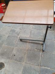 Tisch Klapptisch Beistelltisch Krankenbetttisch