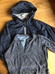 Jacke und Shirt 98 104