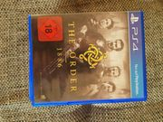 The Order 1886 Spiel PS4