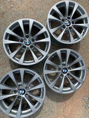 Original Leichtmetallfelgen für BMW 3er