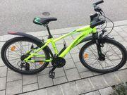 Kinder-Mountain-Bike - Axess Sporty 21 26