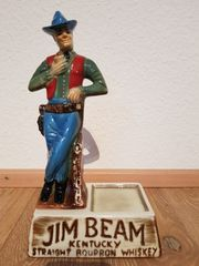 Jim Beam Figur Cowboy - Flaschenständer -