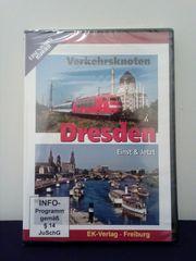 DVD Verkehrsknoten Dresden - Einst Jetzt