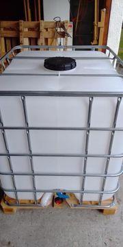 IBC 1000 L Wassertank Container