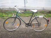 Ein Herren Fahrrad Marke Staiger