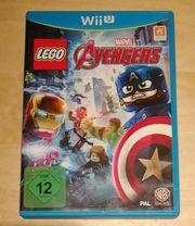 Wii U Marvel Avengers Spiel