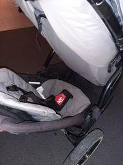 Kinderwagen 2-Sitzer phil and teds