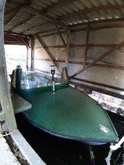 Angelboot Motorboot mit 10 PS