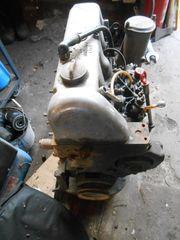 MB Dieselmotor 200D aus W123