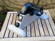 Mini Heimtrainer Ergometer Hometrainer Trimmrad